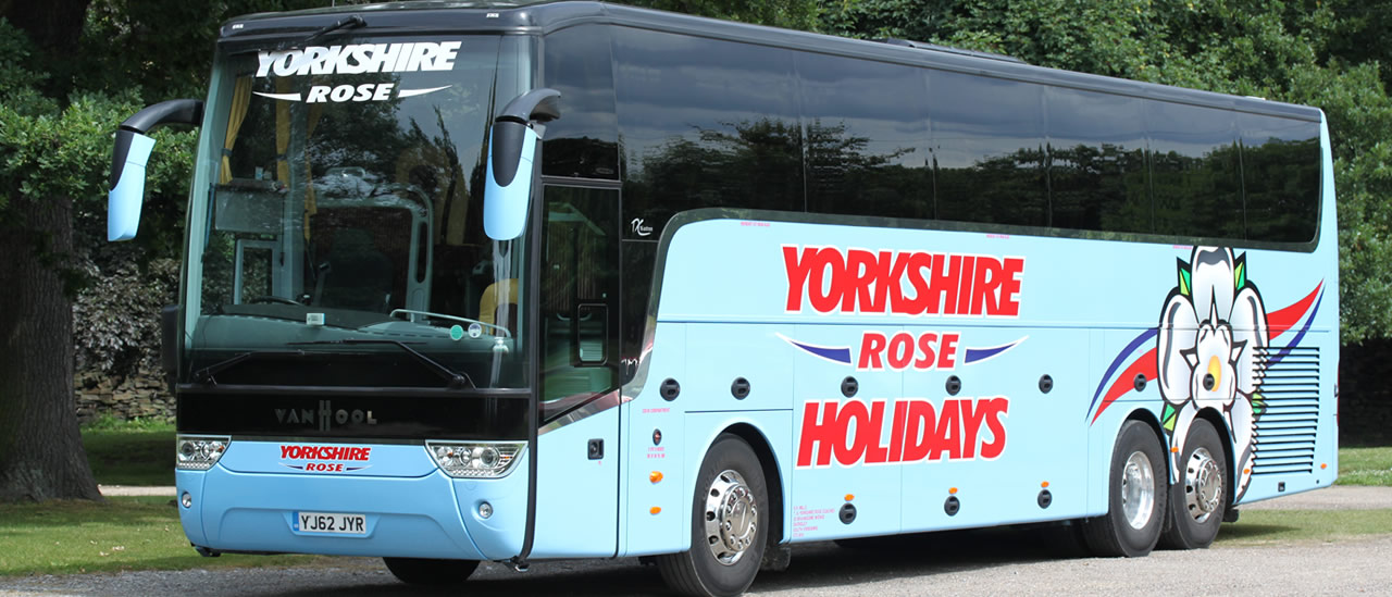 Yorkshire Rose Coaches